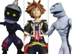 Kingdom Hearts Select Wave 1 Soldier, Sora, Dusk