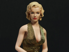 Gentlemen Prefer Blondes Marilyn Monroe (Gold Dress) 1/6 Scale Figure