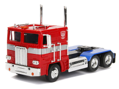 Transformers G1 Hollywood Rides Optimus Prime 1/24 Scale Vehicle