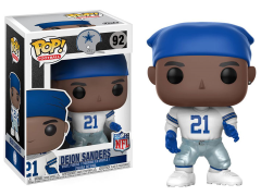 Pop! NFL Legends: Cowboys - Deion Sanders (Home)