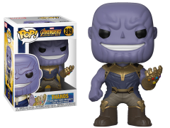 Pop! Marvel: Avengers: Infinity War - Thanos