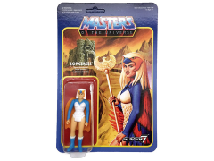 Masters of the Universe ReAction Sorceress Action Figure