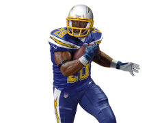 Madden NFL 18 Ultimate Team Series 01 Melvin Gordon (San Diego Chargers)