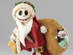 Nightmare Before Christmas Disney Showcase Couture De Force Santa Jack