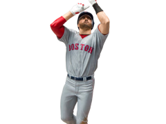 MLB: The Show 19 J.D. Martinez (Boston Red Sox)
