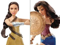 Wonder Woman Deluxe Fashion Doll - Set of 2