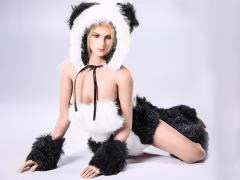 Animal Cosplay Panda 1/6 Scale Set