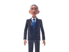 Barack Obama (Post-Presidency) Action Figure