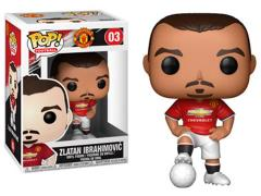 Pop! Football Premier League: Manchester United - Zlatan Ibrahimovic