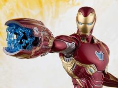 Avengers: Infinity War S.H.Figuarts Iron Man Mark L & Tamashii Stage