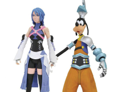 Kingdom Hearts Select Aqua & Goofy (Birth by Sleep)