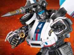 Transformers: Legacy Of Cybertron Jazz Statue With Exclusive Grappling Hook