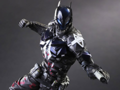 Batman Arkham Knight Play Arts Kai  Arkham Knight