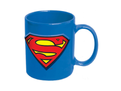 DC Comics Superman Logo Embossed Mug