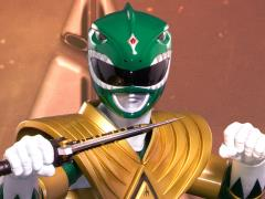 Mighty Morphin Power Rangers Green Ranger 1/4 Scale Statue