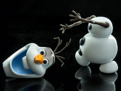 Frozen Hybrid Metal Figuration #018 Olaf