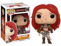 Pop! Vinyl Figure - Red Sonja PX Previews Exclusive