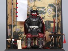 Series of Empires Black Cattail Armor of Oda Nobunaga (Legendary Version) 1/6 Scale Accessory Set