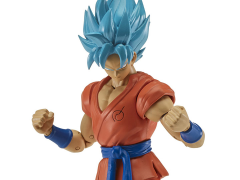 Dragon Ball Super Dragon Stars SS Blue Goku (Fusion Zamasu Component)