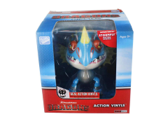 How To Train Your Dragon Action Vinyls Stormfly (Racing Stripes)