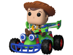 Pop! Rides: Toy Story - Woody With RC