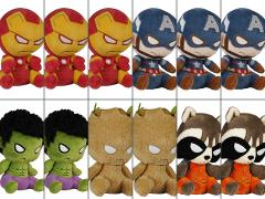 Marvel Mopeez Box of 12