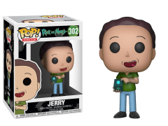 Pop! Animation: Rick and Morty - Jerry