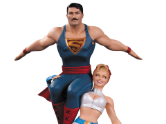 DC Comics Bombshells - Power Girl & Superman