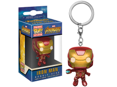 Pocket Pop! Keychain: Avengers: Infinity War - Iron Man