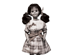 The Twilight Zone Talking Tina Replica Doll
