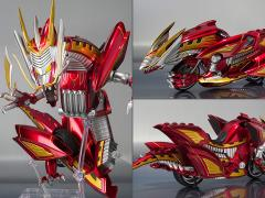 Kamen Rider S.H.Figuarts Dragranzer Exclusive
