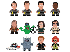 Ghostbusters Titans Aint Afraid of No Ghosts Box of 20 Mini Figures