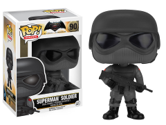 Pop! Heroes: Batman v Superman - Superman Soldier
