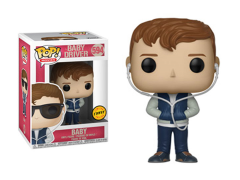 Pop! Movies: Baby Driver - Baby (Chase)