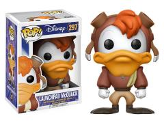 Pop! Disney: Darkwing Duck - Launchpad McQuack