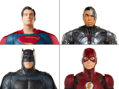 Justice League Big-Figs Wave 1 Set of 4 Figures