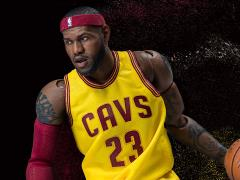 NBA Motion Masterpiece Lebron James 1/9 Scale Figure