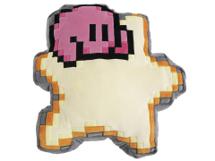 "Kirby 13"" 8-Bit Star Cushion"