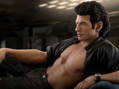 Jurassic Park Ian Malcolm 1/4 Scale Limited Edition Statue