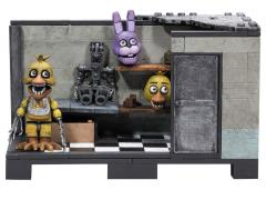 Five Nights at Freddy's Classic Backstage Medium Construction Set