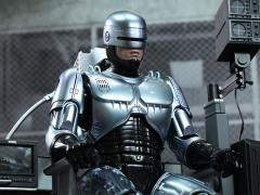 RoboCop MMS203D05 Robocop with Mechanical Chair (Docking Station) 1/6th Scale Collectible Figure