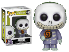 Pop! Disney: The Nightmare Before Christmas - Barrel