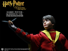 Harry Potter and the Chamber of Secrets Harry Potter (Quidditch Uniform) 1/6 Scale Figure