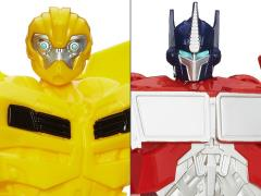 "Transformers Prime 12"" Non-Transforming Figure Wave 01 - Set of 2"