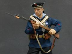 World War II Soviet Red Navy Equipment Set