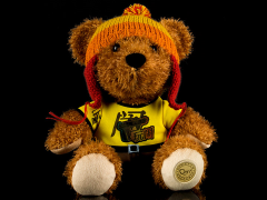 Firefly Jayne Bear Plush