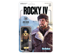 Rocky IV ReAction Rocky (Winter Training) Figure