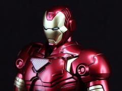 Marvel Armorize Invincible Iron Man (Metallic Ver.) Exclusive