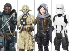 Rogue One: A Star Wars Story Jedha Revolt Four Pack