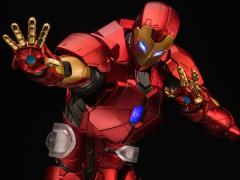Marvel RE:EDIT #08 Iron Man Shape Changing Armor Figure